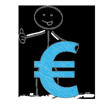 Euro Preismännchen